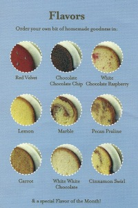 Nothing But Bundt Cakes Flavors