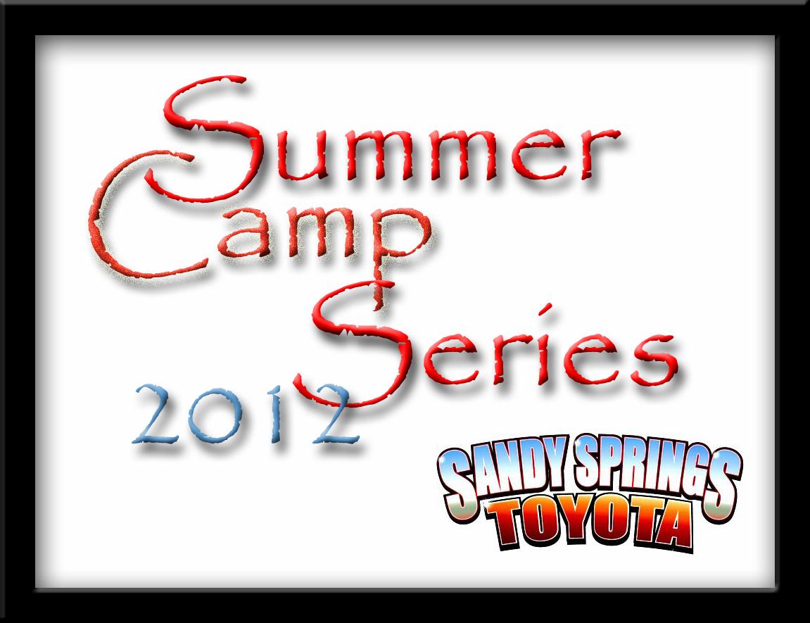Sandy Springs Toyota Summer Camp Series 2012
