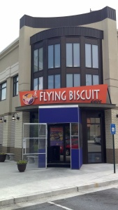Flying BIscuit Restaurant in Sandy Springs GA