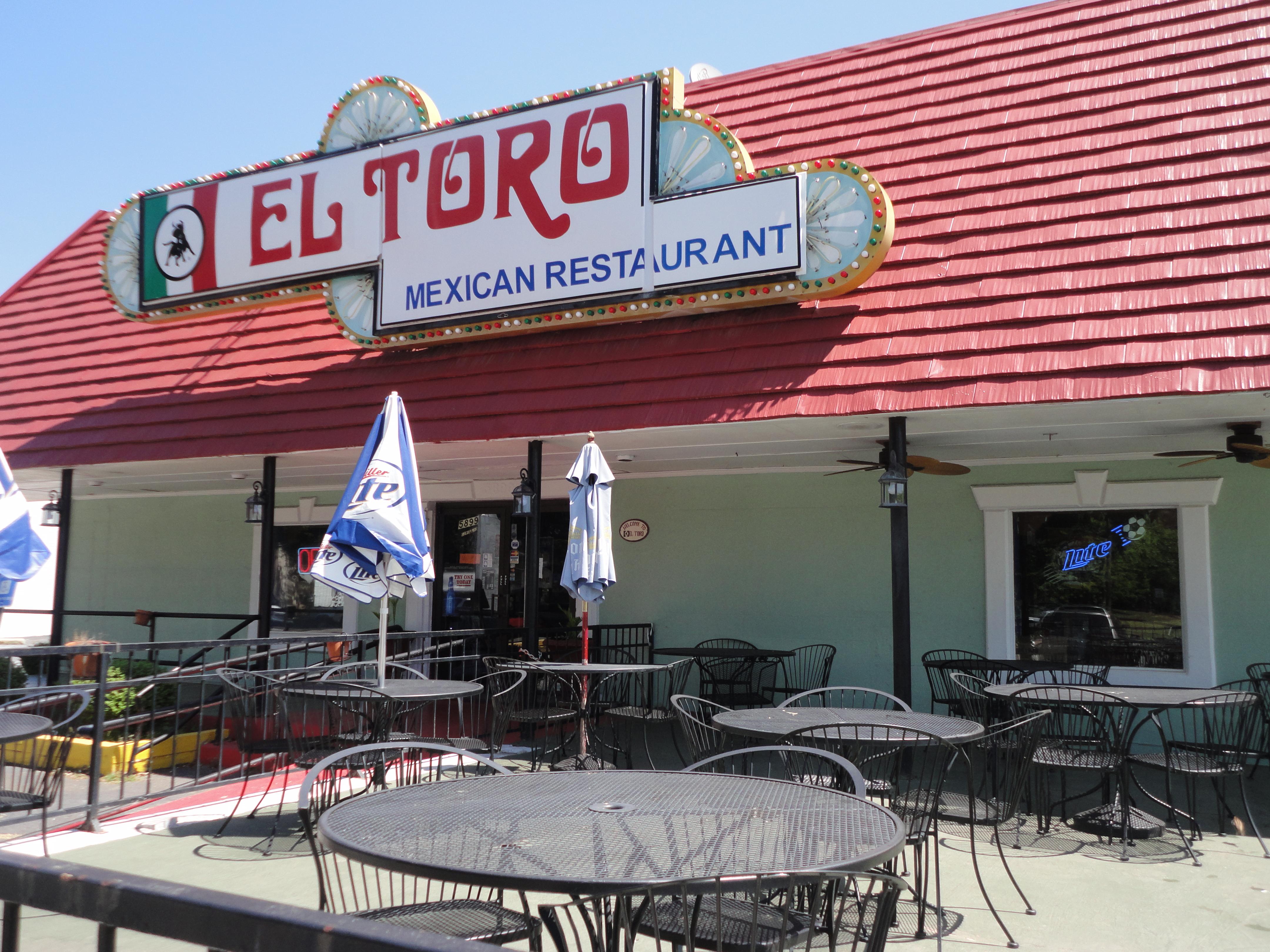 Sandy Springs Toyota >> El Toro Mexican Restaurant in Sandy Springs | Sandy ...