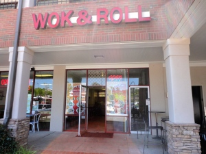 Wok n Roll in Sandy Springs